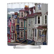 St Johns In Newfoundland Shower Curtain