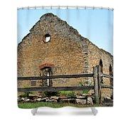 St. John's Lutheran Church Shower Curtain