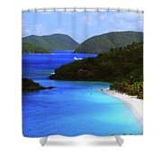 St. John's Paradise Shower Curtain