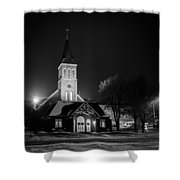 St Joseph Church Mandan Shower Curtain