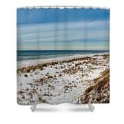 St. Joseph Peninsula Dunes Shower Curtain