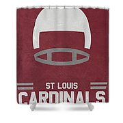 St Louis Cardinals Vintage Art Metal Print By Joe Hamilton