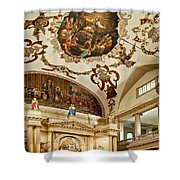 St. Louis Cathedral 2 Shower Curtain