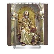 St. Luke Shower Curtain