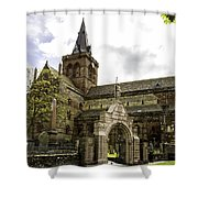 St. Magnus Cathedral Shower Curtain