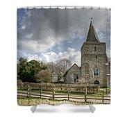St Margaret Hothfield Shower Curtain