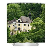 St. Margarethen Kirche Shower Curtain