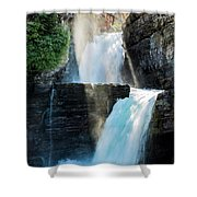 St Mary Falls Shower Curtain