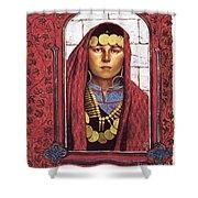 St. Mary Magdalene  - Lgmag Shower Curtain