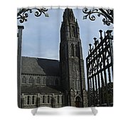 St. Mary Shower Curtain