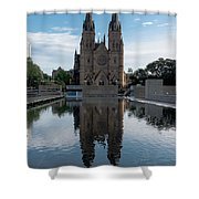 St Mary's Cathedral Shower Curtain