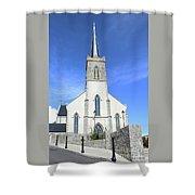 St. Marys Church Killybegs Shower Curtain