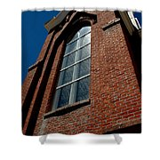 St. Mary's In The Mountains Catholic Church Shower Curtain