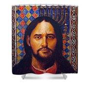 St. Matthew - Lgmat Shower Curtain