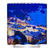 St. Moritz Shower Curtain
