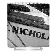 St. Nicholas Shower Curtain