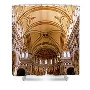 St. Nicholas Of Tolentine Church - II Shower Curtain