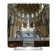 St. Nicholas Of Tolentine Church - IIi Shower Curtain