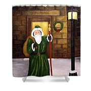 St. Nicholas Shower Curtain