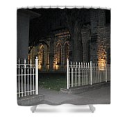 St Patrick Cathedral Shower Curtain