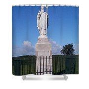 St Patrick Shower Curtain