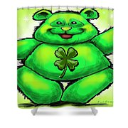 St. Patrick Shower Curtain
