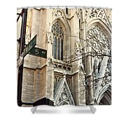 St. Patrick's Cathedral Shower Curtain