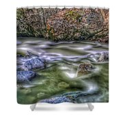 St. Paddy's River Shower Curtain