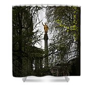 St. Pauls Cathedral 2 Shower Curtain