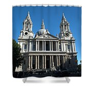 St Pauls Cathedral Shower Curtain