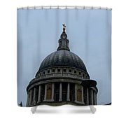 St. Paul's Cathedral Dome Shower Curtain