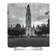 St Paul's Church A Portland Square Bristol England Shower Curtain