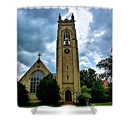 St Pauls Episopal Church Shower Curtain