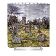 St Peter And St Paul Headcorn Shower Curtain
