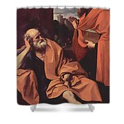 St Peter And St Paul Shower Curtain