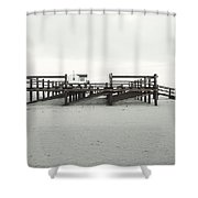 St. Peter Ording 2 Shower Curtain