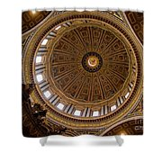 St. Peter's Duomo 1 Shower Curtain