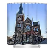 St. Peter's Harpers Ferry Shower Curtain