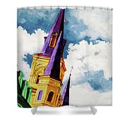St. Peter's Shower Curtain