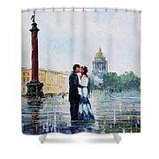 St. Petersburg Shower Curtain