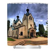 St. Sava Shower Curtain