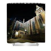 St. Steven's Church In Nijmegen Shower Curtain