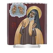 St Teresa Of Avila 177 Shower Curtain