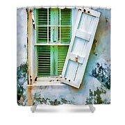 St Thomas - Window 1 Shower Curtain