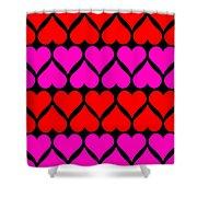 St. Valentine Love Shower Curtain