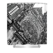 St. Vitus Cathedral 1 Shower Curtain