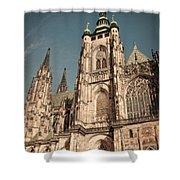 St Vitus Cathedral Prague Shower Curtain
