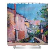 St Yrieux La Perche  Shower Curtain