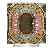 Stadium  Shower Curtain