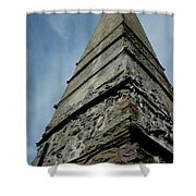 Stafford Park Historical Chimney Shower Curtain